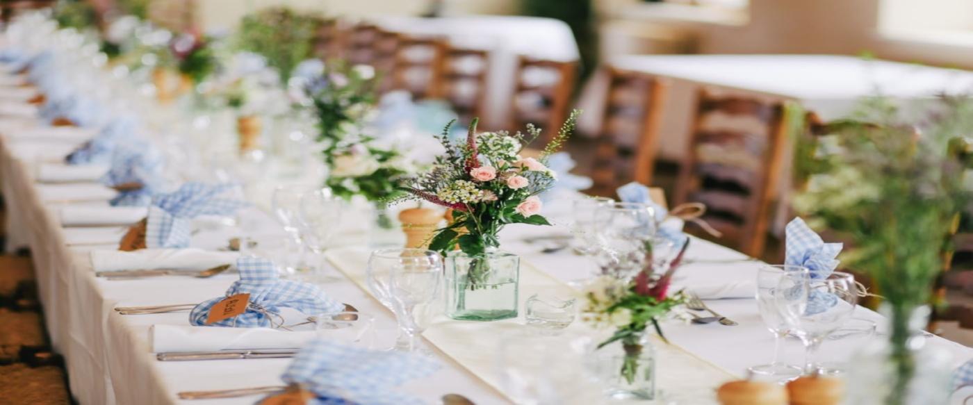 Comprar flores para decoración de boda