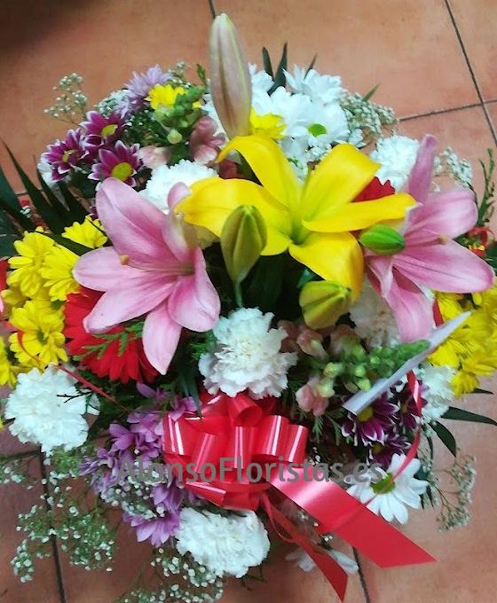 Arreglos de Flores con envío a domicilio