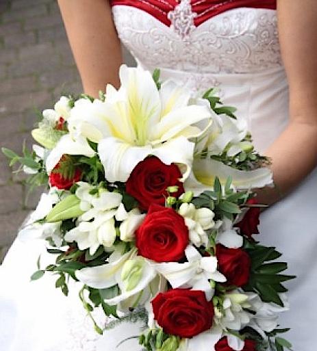 Ramos de Flores de bodas en Leganés